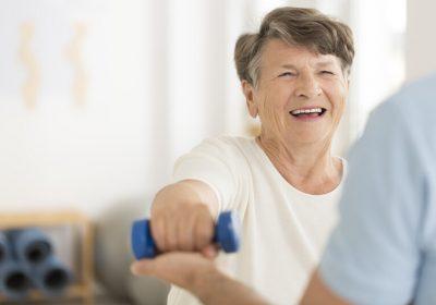 Elderly rehabilation